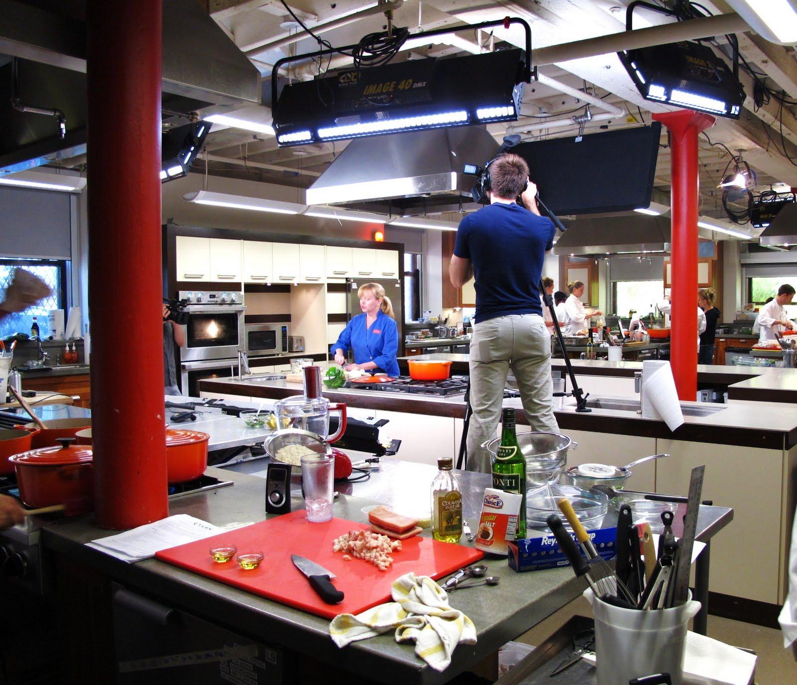The Small Boston Kitchen: A Sneak Peek Of America's Test