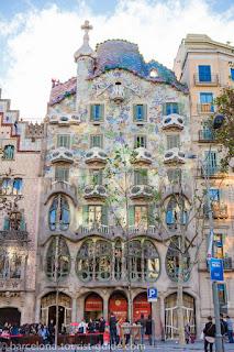 Casa batllo bus por barcelona