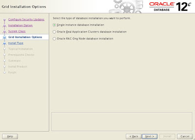 Oracle Database 12c Release 1 (12.1) Installation On Oracle Linux 7 (OL7)