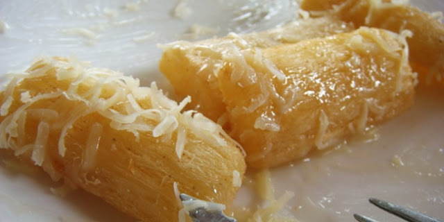 Resep Singkong Keju Susu