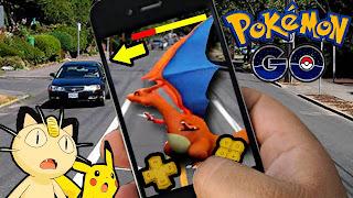 Pokemon Go, Game Android Terbaru dan Terlaris Saat ini Yang Wajib Kalian Coba