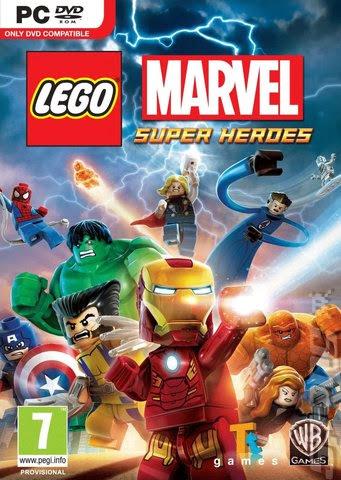 Lego Marvel Super Heroes [FLT] FULL TORRENT İNDİR DOWNLOAD ...