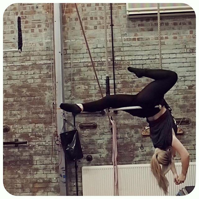 Aerial Circus Arts My Story Katie Snooks