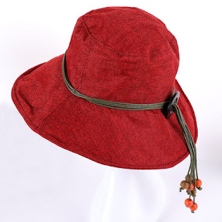 Ladies Cotton Beach Sun Hats Online