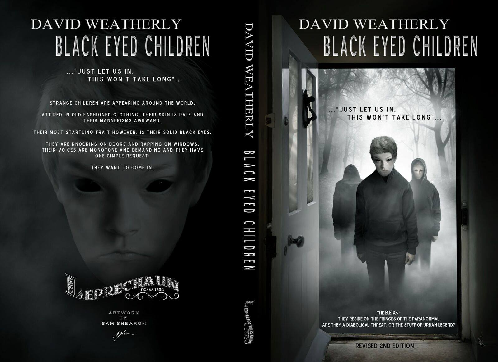 black eyed children revised 2nd edition