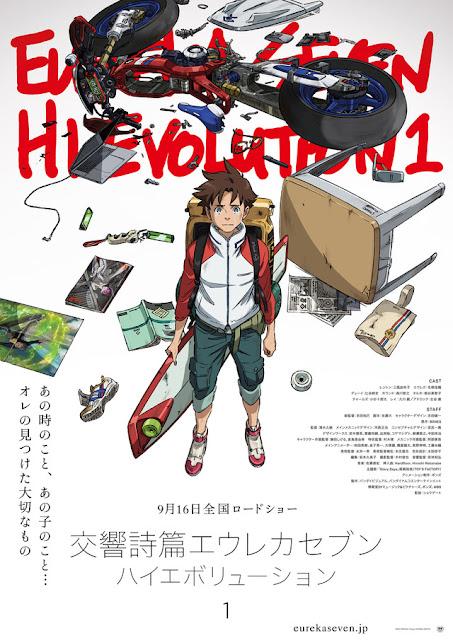 Koukyoshihen Eureka Seven Hi-Evolution