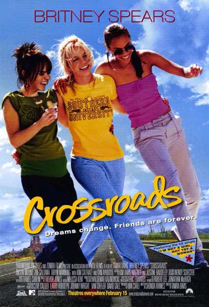 I Found It On Netflix   : Crossroads (2002)