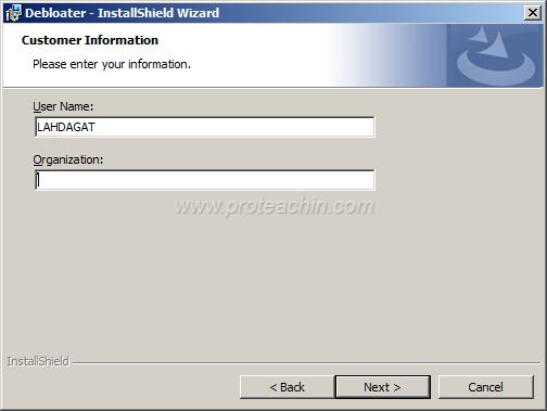 تطبيق Debloater لحذف وتعطيل أي تطبيق أو برنامج ضار على الأندرويد