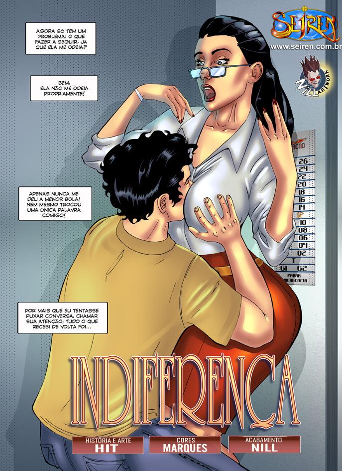 Indiferença - Hentai seiren