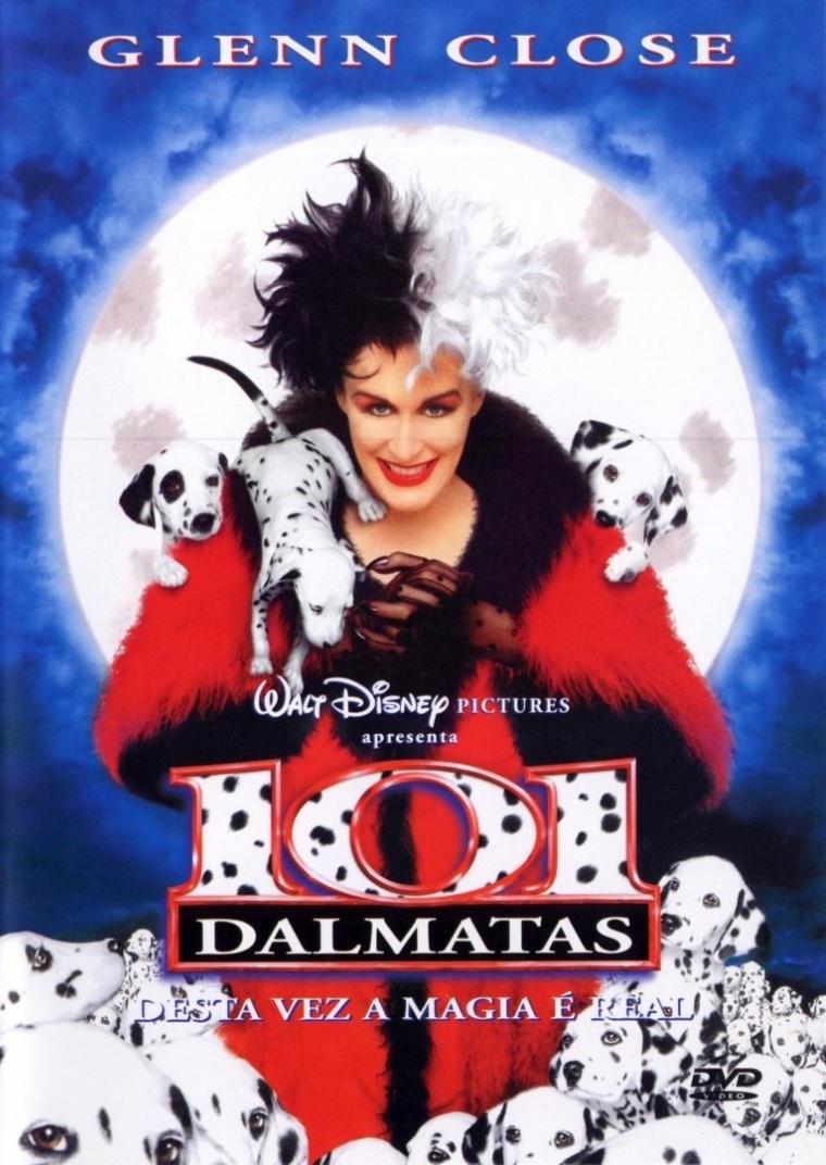 101 Dálmatas: O Filme – Dublado (1996)