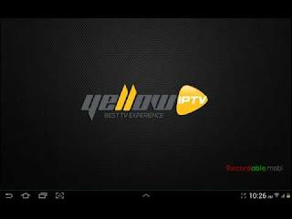 حصريا كود تفعيل تطبيق yellow iptv المدفوع مجانا صالح لاكتر من 200 يوم code d'activation yelow iptv