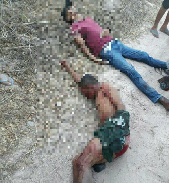 No sertão alagoano, primeiro fim de semana foi marcado por 4 assassinatos em menos de 24h