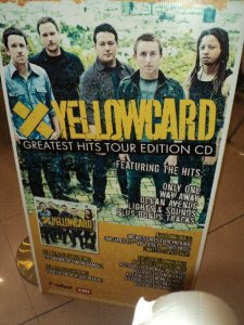 YELLOWCARD GREATEST HITS TOUR EDITION
