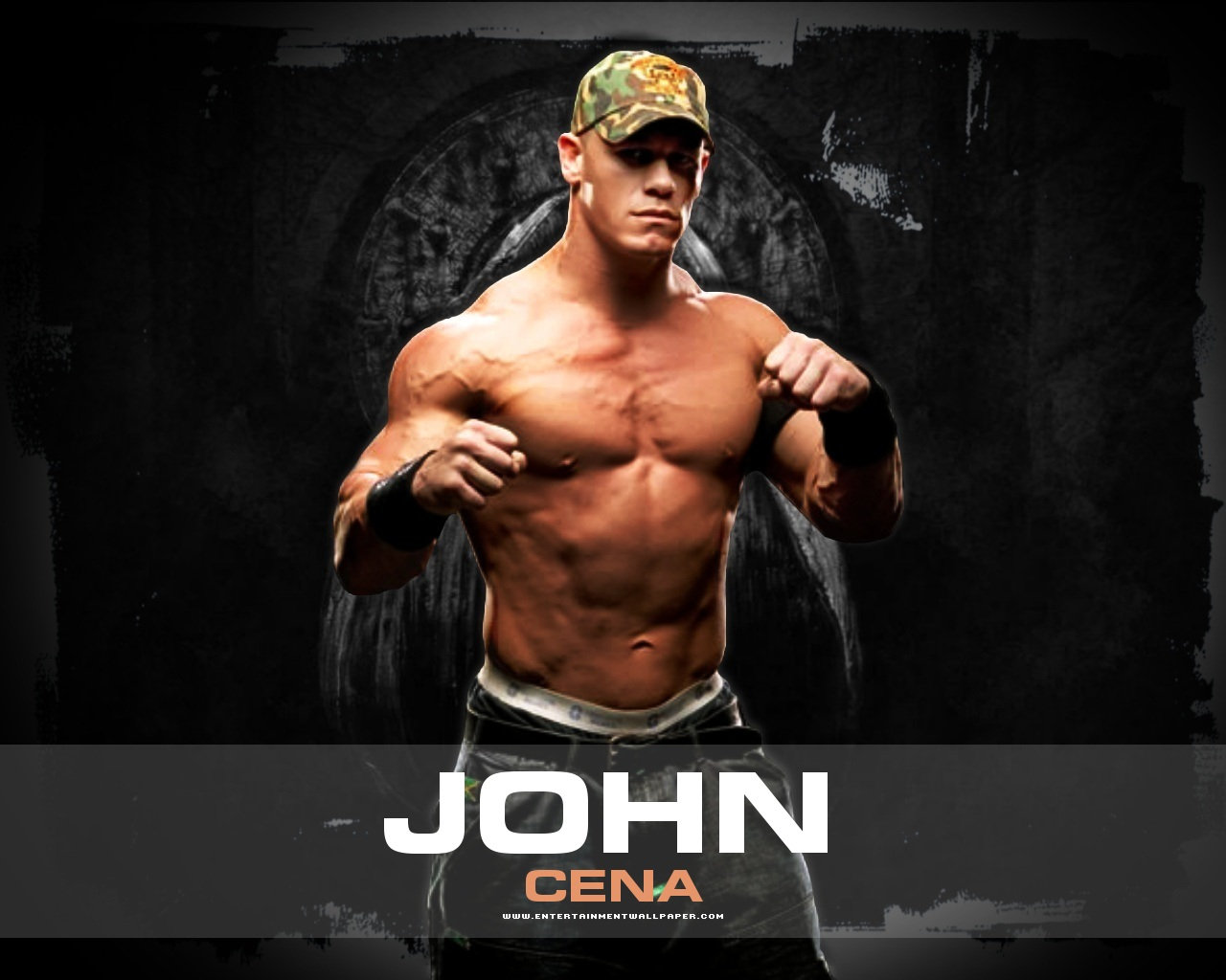 WWE Wallpapers: WWE Superstar John Cena