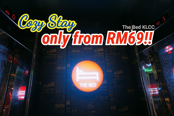 Luxury Capsule Experience Stays from RM69 at The Bed KLCC