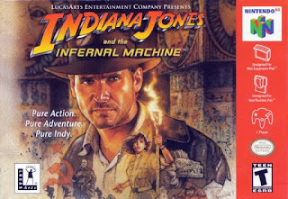 Free DOwnload Games indiana jones and the infernal machine N64 ISO Untuk Komputer PC Games Full Version ZGASPC