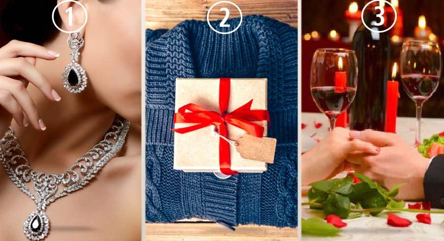 Elige tu regalo para el día del amor y la amistad y descubre qué revela