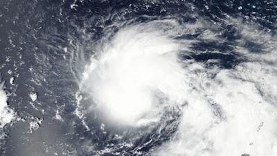 إعصار لبان, ليمن,