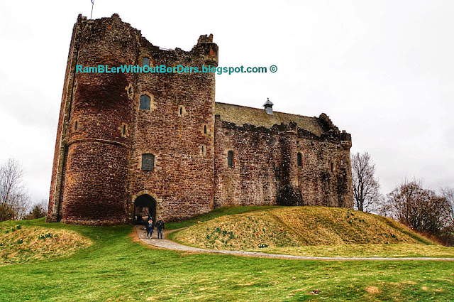 Doune Castle, Scotland, UK