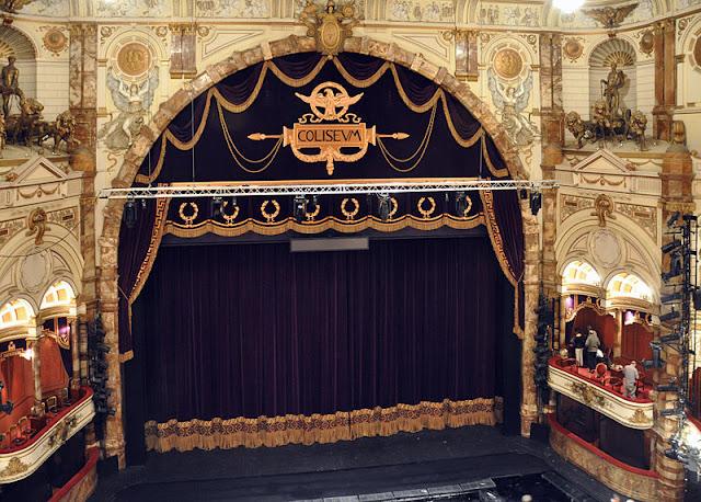 第一次看歌劇