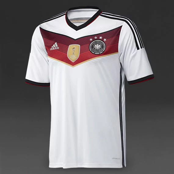 be14b60d Germany to Loose 2014 World Cup Winners Badge - Footy Headlines
