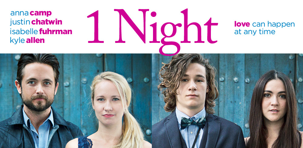1 Night Movie Review & Giveaway