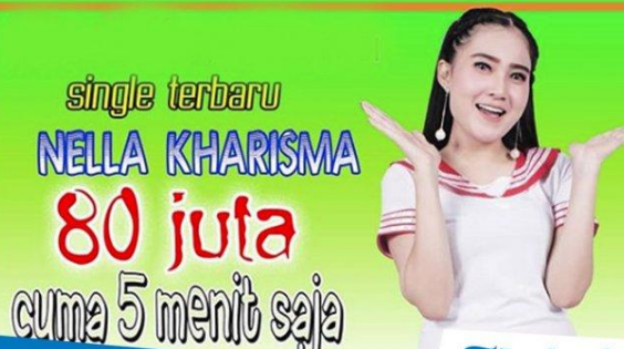 Download Lagu Nella Kharisma 80 Juta Mp3 Dangdut Koplo 2019 Terbaru