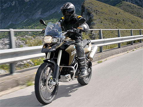 Bmw Insurance Information 2013 F800gs Motorcycle