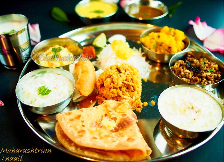 FOOD OF MAHARASHTRA - YUGANDHARA
