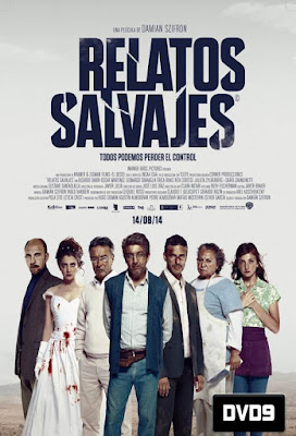 Relatos Salvajes 2014 DVD9 R1 NTSC Latino