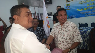 Azis , Koni Harus Mampu   Mencetak Atlet Berprestasi Dari SDM Yang Berasal Dari Kota Cirebon
