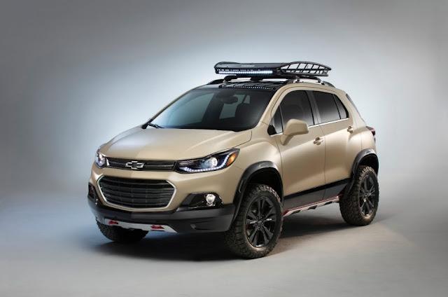 2016 SEMA Chevrolet Preview