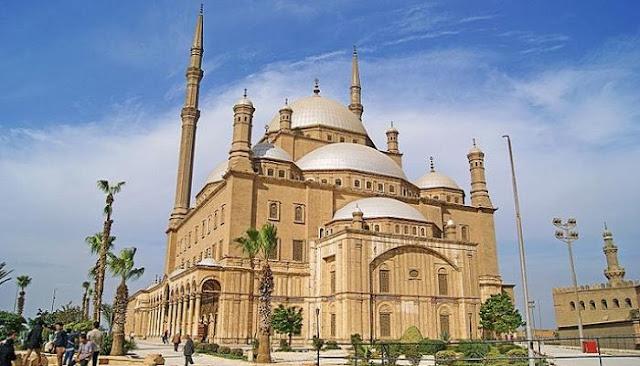 أهم المعالم السياحية بمصر