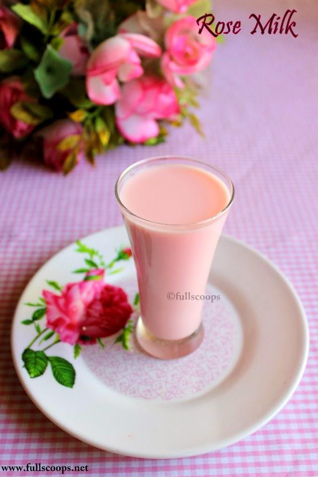 Rose Milk