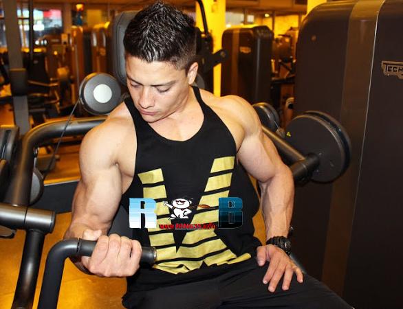 Bodybuilding Site For Vegetarian Bodybuilders