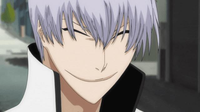 Gin ingin mengehentikan perbuatan buruk Aizen dan membunuhnya