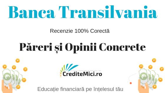 Credit online transilvania 100000 lei