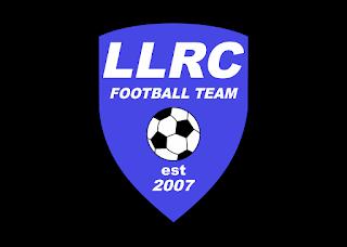 LLRC Football Team Logo Vector