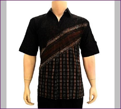 Harga baju batik modern