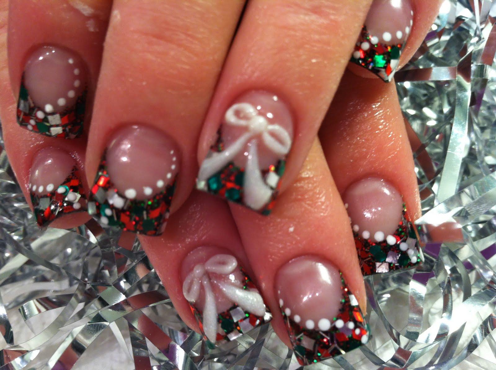 christmas nails christmas nails christmas nails christmas nails