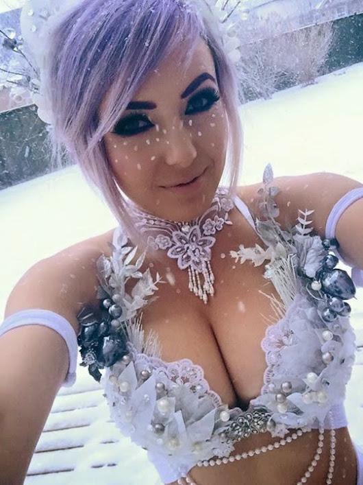Amateur wife cum on tits