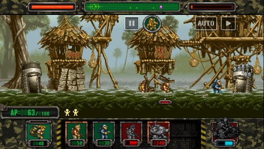 Metal Slug Attack Mod Apk Full