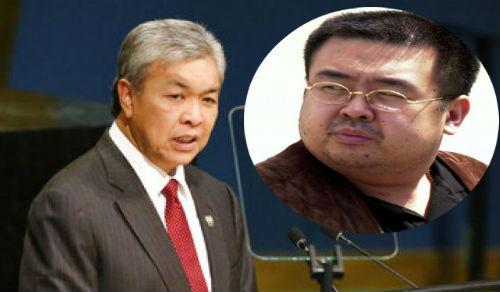 Kerajaan Pertimbang Serah Mayat Kim Jong Nam Untuk Bebaskan 9 Rakyat Malaysia