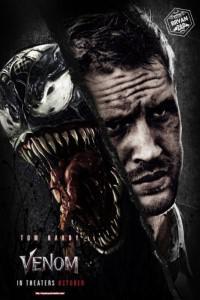 Venom (2018) Movie (Hindi-English) 480p-720p-1080p