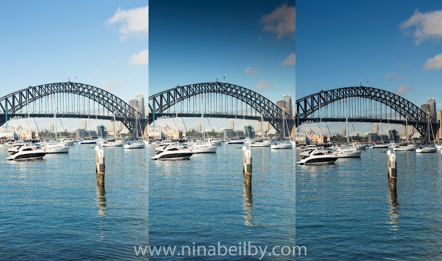landscape cityscape photography tip exposure sydney harbour bridge nina beilby