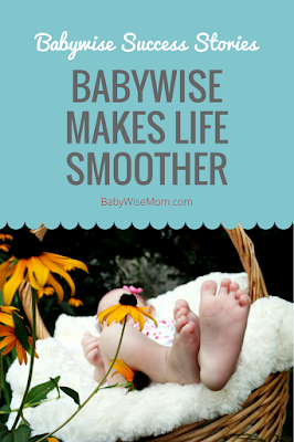 Babywise Makes Life Smoother