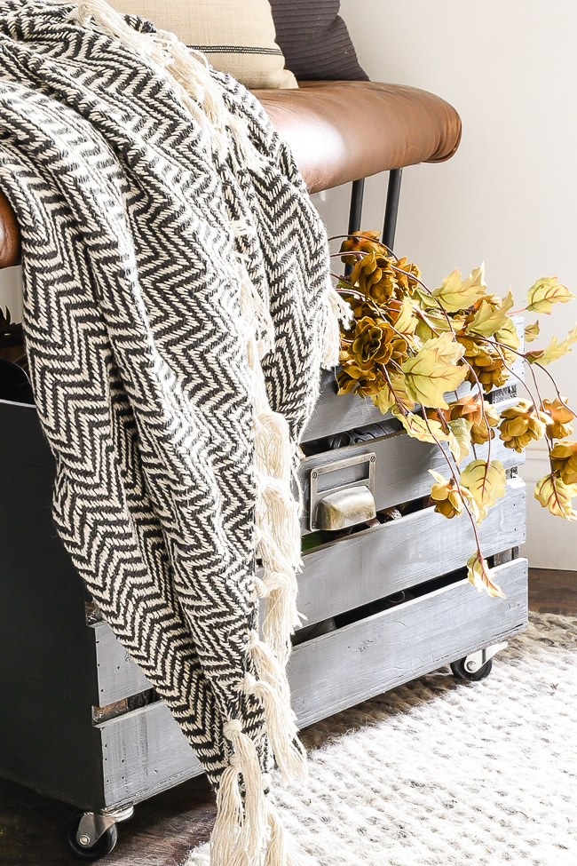 Inexpensive cozy fall throw blankets