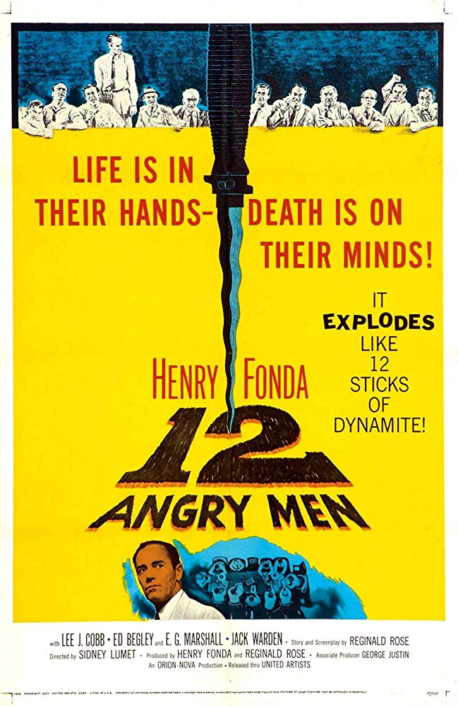 12 Angry Men 1957 English Movie Bluray 720p With Bangla Subtitle