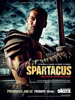 Poster of Spartacus Season 1 Episode 11 HDTV 720p Download And Watch Online