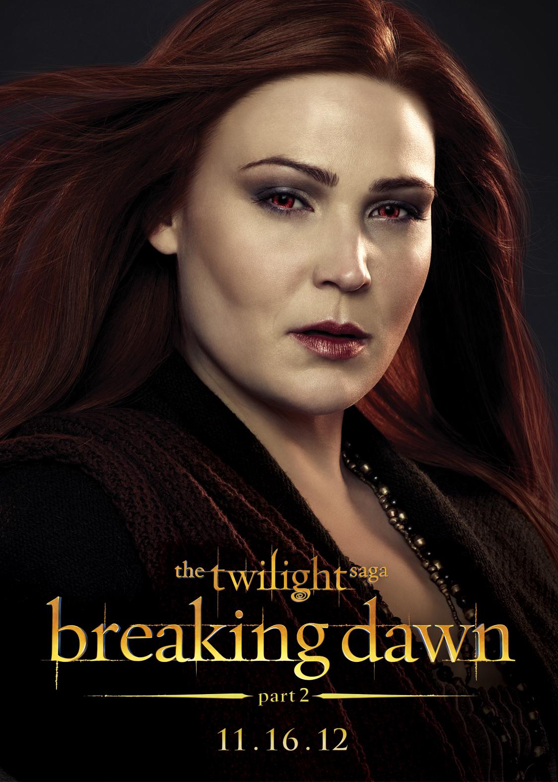 THE TWILIGHT SAGA: BREAKING DAWN – PART 2 (2012) - 23 Character ...